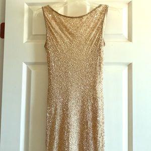 Stenay Dresses - Vintage STENAY Full Length Beaded Gown - 4
